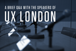 Q&A with the Speakers of UX London 2010