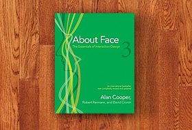 Book cover: About Face 3