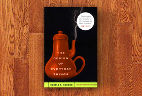 Book cover: The Design of Everyday Things