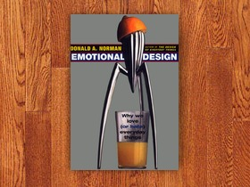 Book cover: Emotional Design