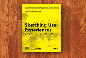 Book cover: Sketching User Experiences