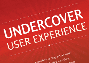 Under the cover: an interview with the authors of Undercover UX