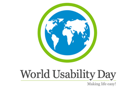 Celebrate World Usability Day 2010!