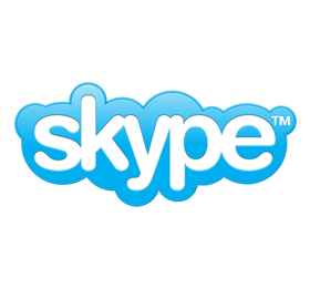 Skype is a powerful web conferencing tool, and can also be used to share screens.