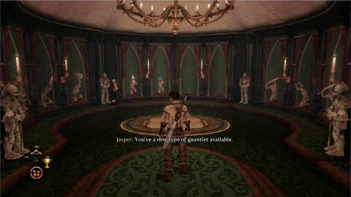 Fable III's sanctuary
