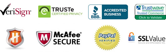 Popular trustmarks