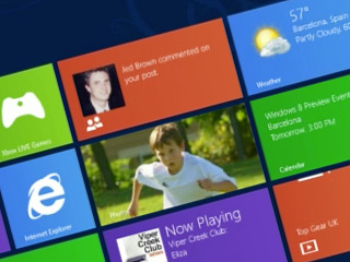 Lessons Learned Designing a Windows 8 App