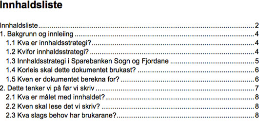 ssf-strategy
