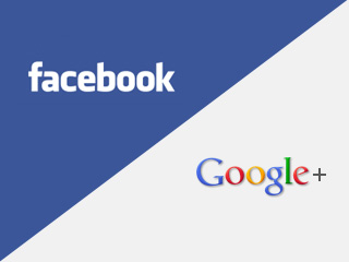 Facebook's Faceoff with Google+