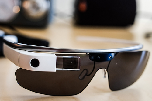 Google Glass: a new device, with new application opportunities