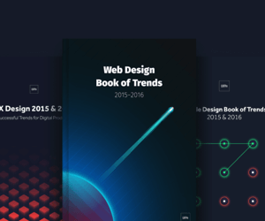 Free 2016 Design Trends E-book Bundle