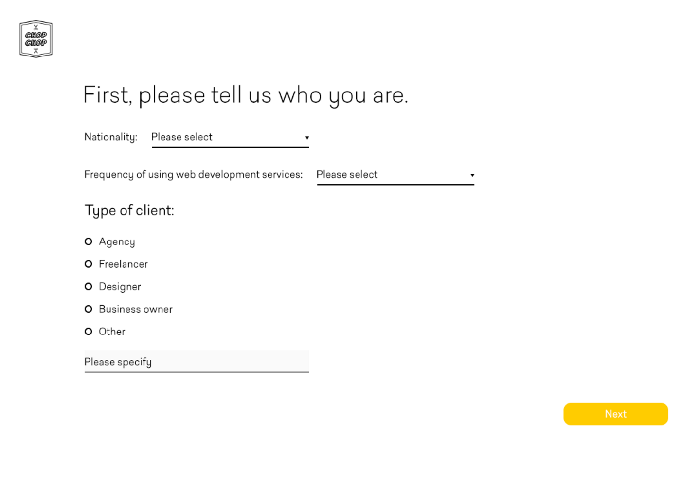 delighted survey introduction template images   example