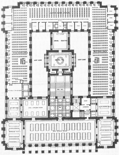 visual representation of building layout