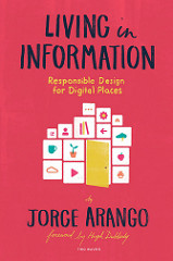 cover image of Living in Information