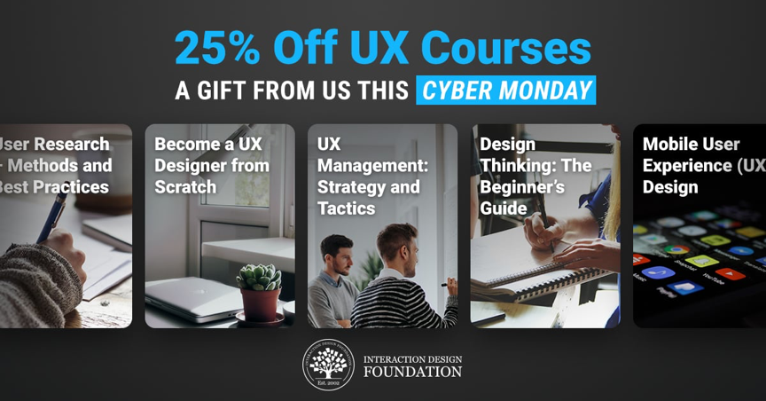 Get 25 percent off IDF courses