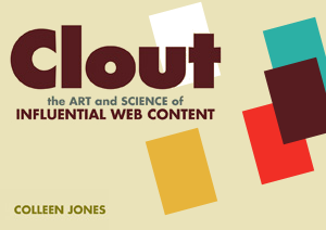 Questioning Authority: Our interview with Colleen Jones, author of Clout