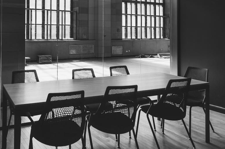 空的会议室