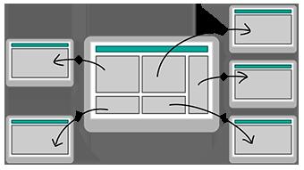 Bento Box Dashboard